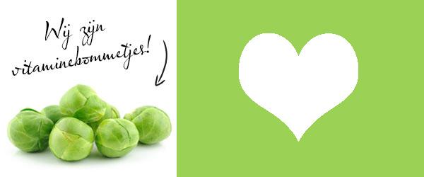 Waarom spruitjes liefde verdienen